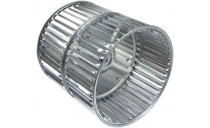 Turbine double aspiration aluminium