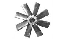 Hélice de ventilation aluminium