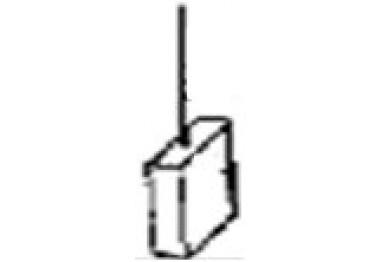 BRUSH FOR WASHING MACHINE - 4.9X13.6X35