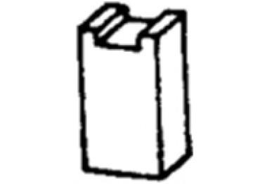 PARVALUX BRUSH - 4.9X6.3X14