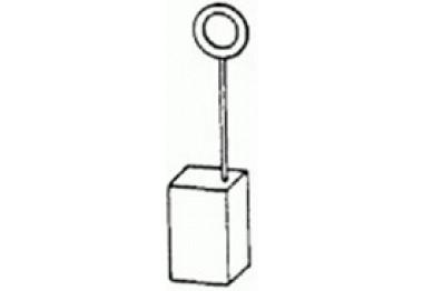 Balai électroportatif en graphite
