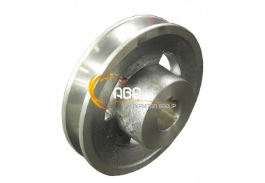 1 GROOVE PULLEY - DIAM 118 / BORE 24