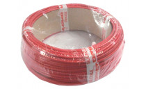 CABLE CSP SILICONE 6MM² ROUGE