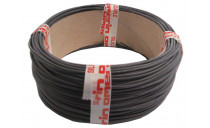ECS SILICONE CABLE 10MM² - BLACK