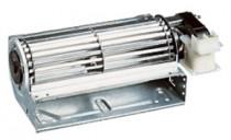 Ventilateur tangentiel moteur à droite