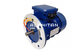 IE2 ELECTRIC MOTOR MSX132S2 - 7.5KW 3000T 400/660 B5
