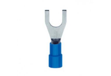 Cosse fourche pré-isolée PVC