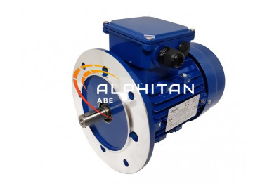 MOTEUR IE2 MS132S2 - 7.5KW 3000T 400/660 B5