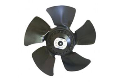 Ventilateur hélicoïdal monophasé