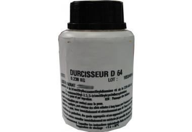 DURCISSEUR D64 EN DOSE DE 0.23KG PARTIE B