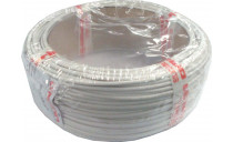 CABLE CSP SILICONE BLANC