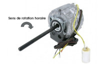 Moteurs de ventilation monophasés type RPM